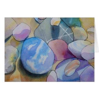 pebbles card