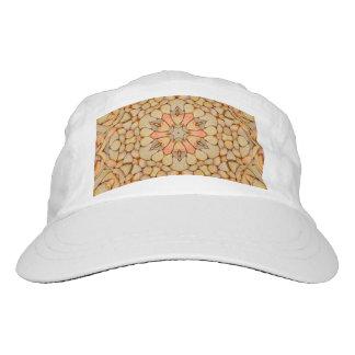 Pebbles  Custom Woven Performance Hat, White Hat