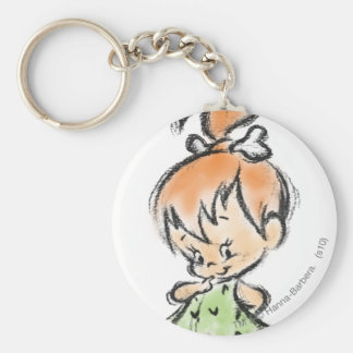PEBBLES™ - Hand Done Key Ring