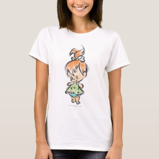 PEBBLES™ - Hand Drawn Sketch T-Shirt