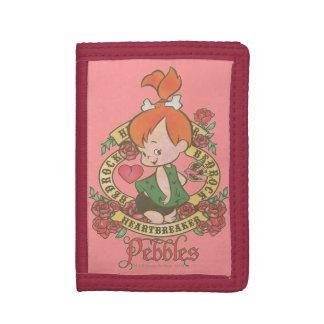 PEBBLES™ Heartbreaker 2 Tri-fold Wallet