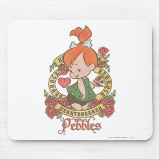 PEBBLES™ Heartbreaker Mouse Pad