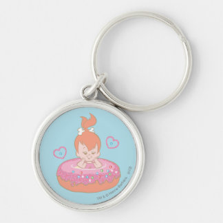 PEBBLES™ in Donut Key Ring
