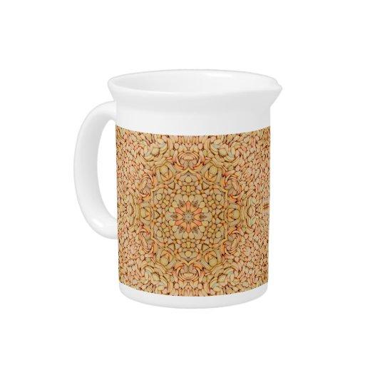 Pebbles Kaleidoscope    Porcelain Pitchers