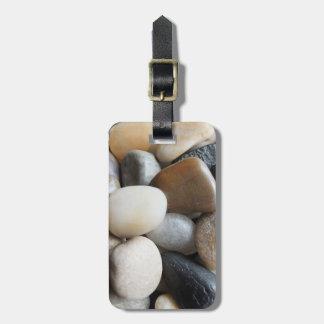 Pebbles Luggage Tag