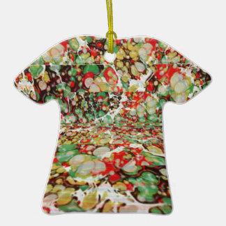 Pebbles n Pearls VIRGIN Beach - Navin FANTASY ART Ceramic T-Shirt Decoration