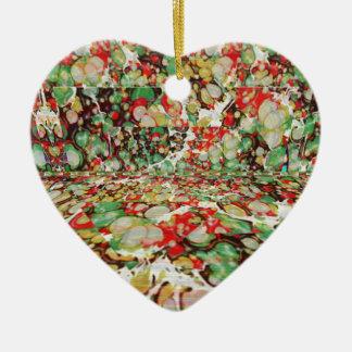 Pebbles n Pearls VIRGIN Beach - Navin FANTASY ART Christmas Ornaments
