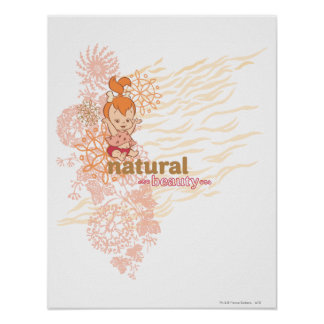 PEBBLES™ Natural Beauty Poster