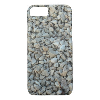 Pebbles on Beach Stone Photography iPhone 8/7 Case