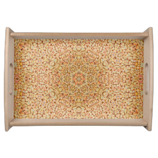 Pebbles Pattern  Serving Trays, 2 sizes Serving Tray