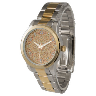 Pebbles Pattern  Vintage Womens Watch