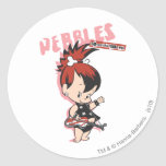 Pebbles Rock Star Stickers