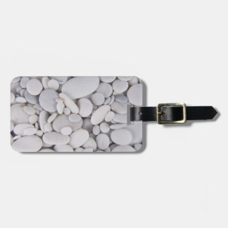 Pebbles, Rocks, Background Luggage Tag