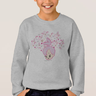 PEBBLES™ Star Print Sweatshirt