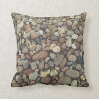 Pebbles Stones Photo Throw Cushion 41 cm x 41 cm