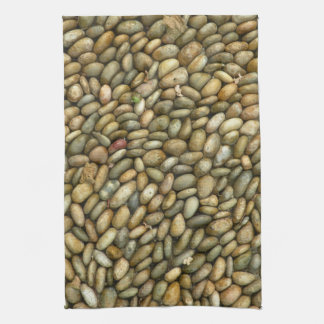 Pebbles Texture Kitchen Towel