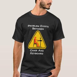 PEBCAK Icon - Dark T-Shirt