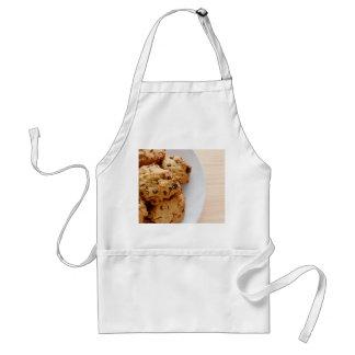 Pecan chocolate chip cookies standard apron