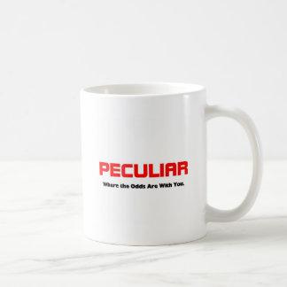 Peculiar, Missouri Coffee Mug