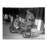 Pedal Car Traffic Stop, 1922