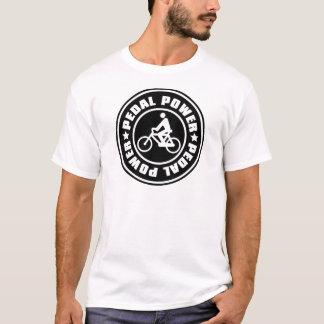 PEDAL_POWER T-Shirt
