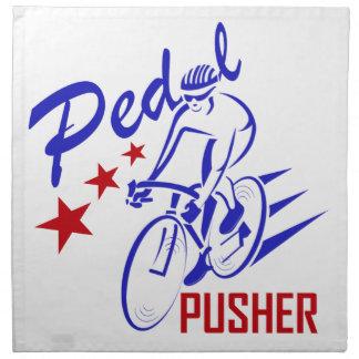 Pedal Pusher Napkin