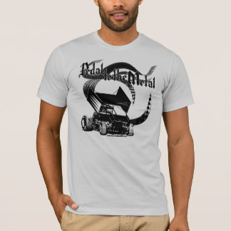 Pedal to the Metal Sprint Car T-Shirt
