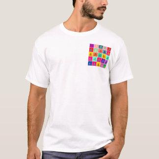 Pedalling Pop - Pocket Motif - Customized T-Shirt