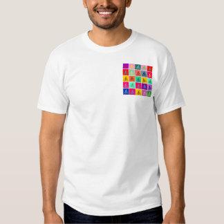 Pedalling Pop - Pocket Motif - Customized T Shirts