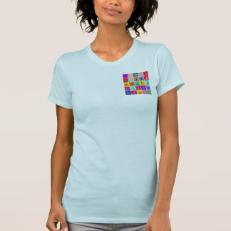 Pedalling Pop - Pocket Motif T-shirts
