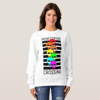 Pedestrian Crossing Sweatshirt