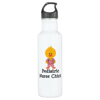 Pediatric Nurse Chick 710 Ml Water Bottle