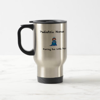 Pediatric Nurse Travel Mug