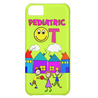 Pediatric Occupational Therapist 5C iPhone Case