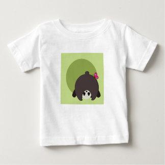 Pee-A-Boo Panda - Baby Fine Jersey T-Shirt