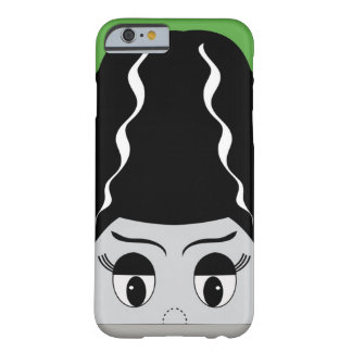 Peek-a-boo Bride of Frankenstein Barely There iPhone 6 Case