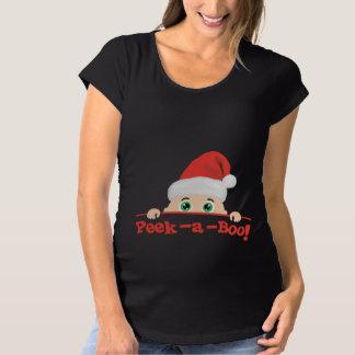 Peek a Boo Christmas Tee Shirts