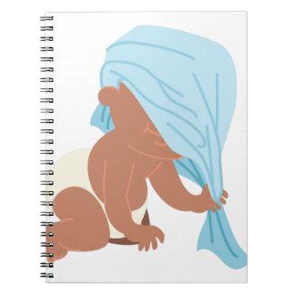 Peek-A-Boo Note Book