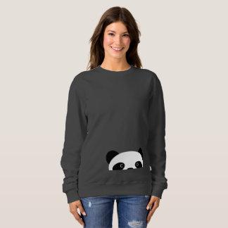 Peek-A-Boo Panda Sweatshirt