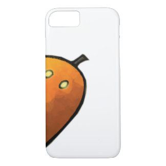 Peek a Boo Pumpkin iPhone Case