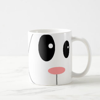 Peek the Bunny! Coffee Mugs