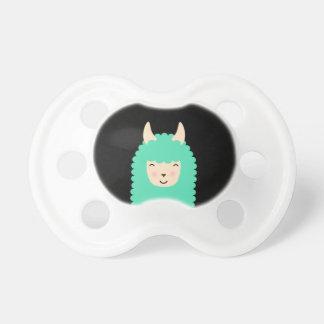 Peekaboo Emoji Llama Dummy