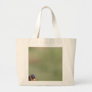 Peekaboo! Large Tote Bag