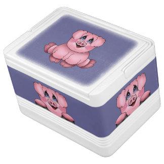 Peekaboo Piggy Cooler