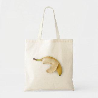 Peeled Banana Budget Tote Bag