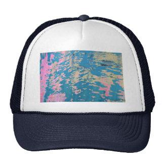Peeling paint hats