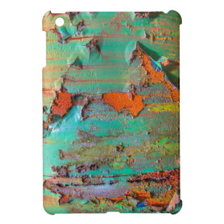 Peeling Paint iPad Mini Cover