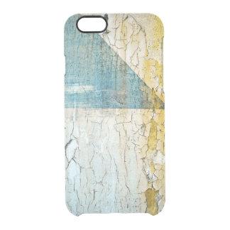 Peeling Paint iPhone Case