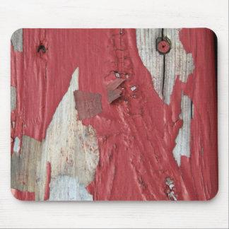 Peeling Paint Mousepad