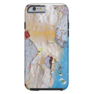 Peeling paint tough iPhone 6 case